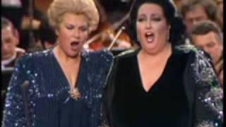 Montserrat Caballé Marilyn Horne Serbami ognor Semiramide Rossini