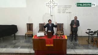 Culto Vespertino - 19.04.2020