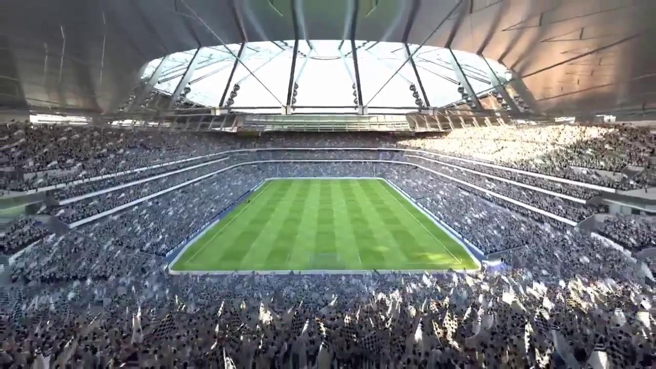 Стадион тоттенхэма фото