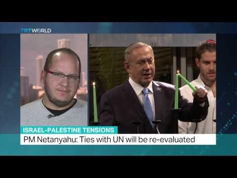 Haaretz Political Correspondent Chaim Levinson talks to TRT World about Israeli - US tension