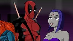 Cartoon Hook-Ups: Deadpool Compilation (Every Deadpool Hook-Up Feat. Quinton Flynn)