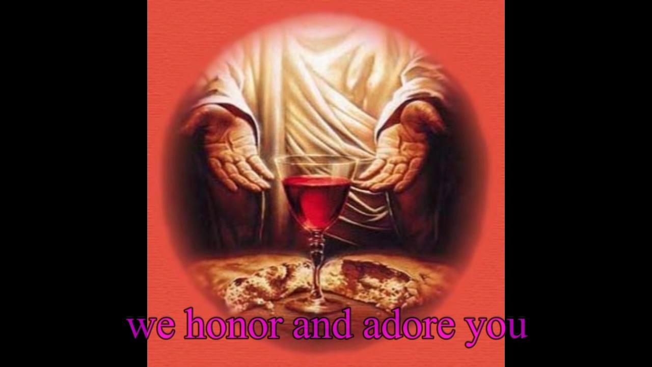 o god beyond all praising pdf