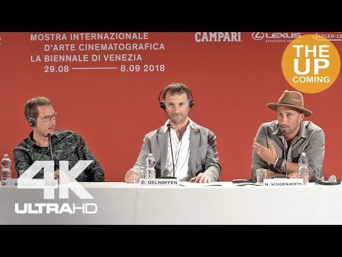 Close Enemies (Frères ennemis) press conference: Matthias Schoenaerts, Reda Kateb, David Oelhoffen