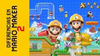 10 Cambios en Super Mario Maker 2