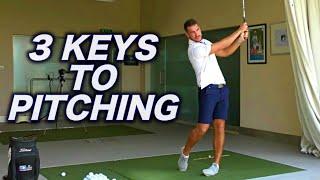3 Keys to Golf Pitching