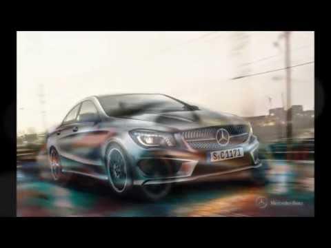Mercedes Benz - купе. CLA Класс