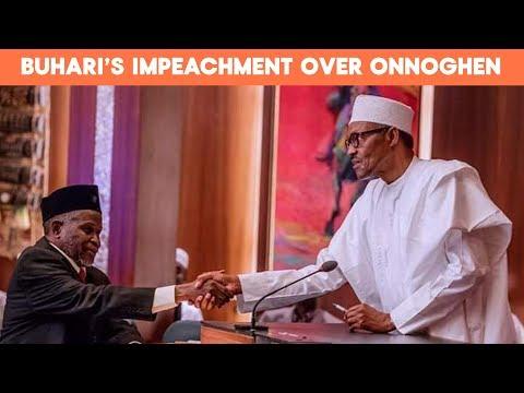 Opposition Blasts Presidency Over Onnoghen's Suspension, Demands Buhari's Impeachment