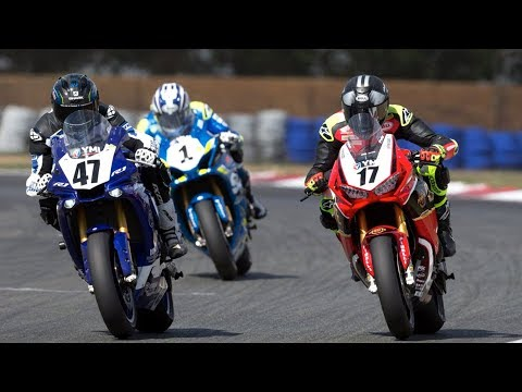 ASBK, Superbike & Supersport Rnd 2 Wakefield Park - March 18, 2018