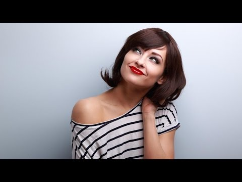 Short Hairstyles For Round Faces and Thin Hair