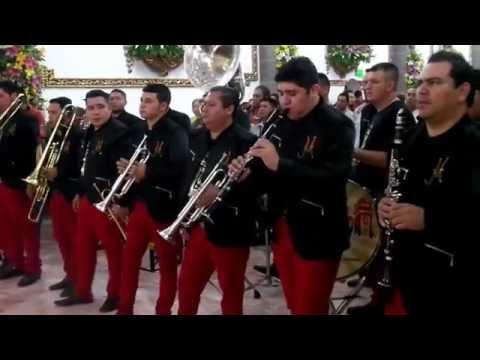 banda mocorito- lira de oro  - en juchitepec 2016