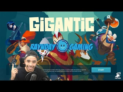 Gigantic Gameplay - First Impressions! Should You Play It?