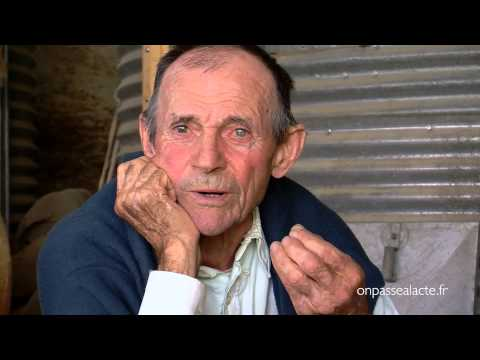 Bernard Ronot,  de l'agriculture intensive à la biodynamie.