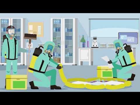 Chemical Spill Cleanup Service - Ideal Response
