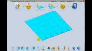 Cubify Client Software Tutorial