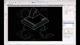 Qcad #5 Example Files And Libraries (about 5000 Parts)