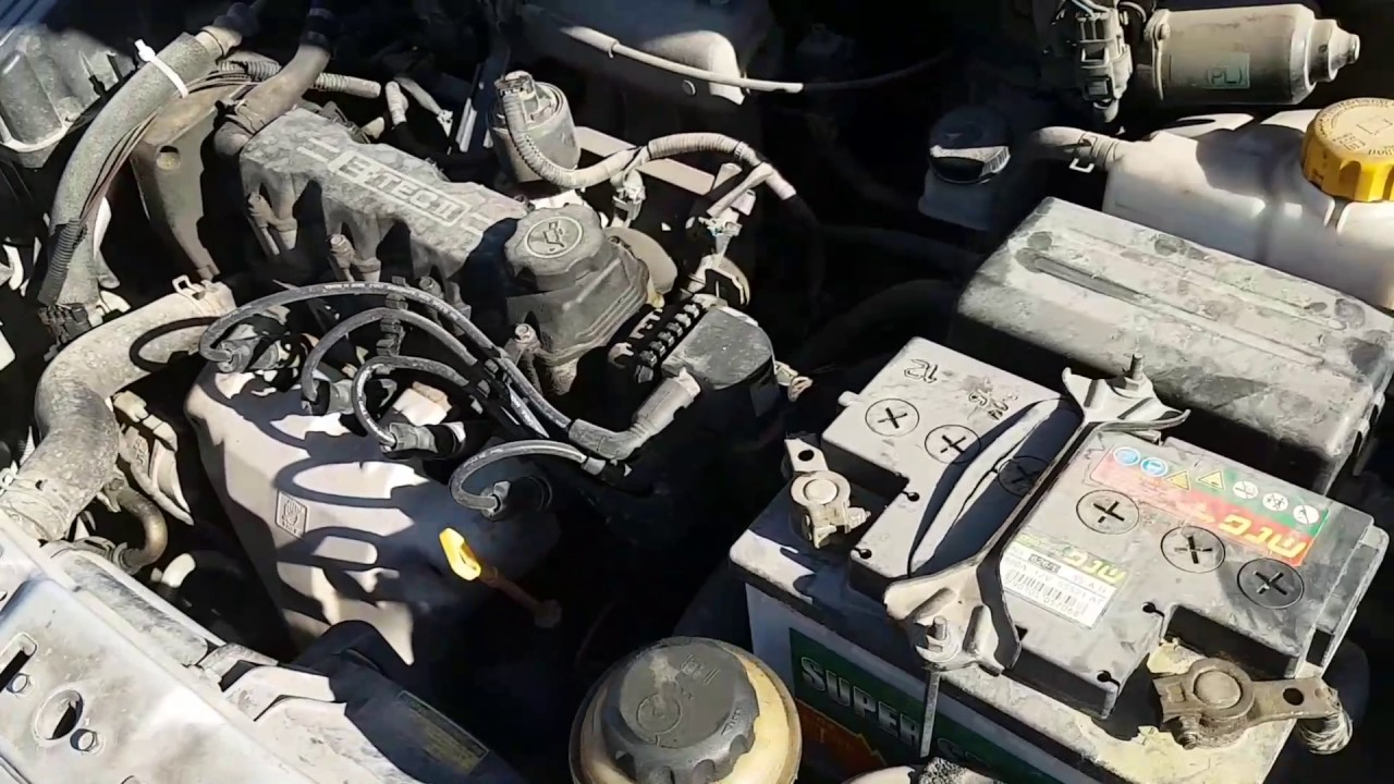 Chevy Aveo 2006 1 4 LS - Unstable Rpm, hesitate accelerating (looking for  help)