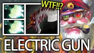 Double Electric GUNNER + Basher Sniper Boss Comeback Gameplay by Cancel Dota 2