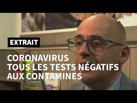 Coronavirus aux Contamines: