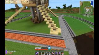 square town minecraft