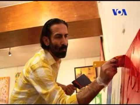 VOA Album Expo multi artistes Paris