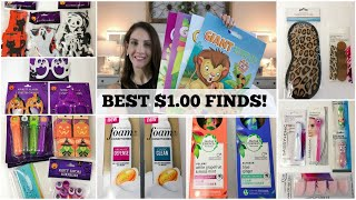 DOLLAR TREE HAUL | SHOCKING NEW FINDS 2019 *HERBAL ESSENCES, PANTENE PROV,  LEOPARD, & MORE!
