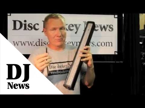American DJ MegaGo Bar 50 Review: by John Young of the Disc Jockey News