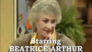 The Golden Girls Season 5 7 Opening Credits