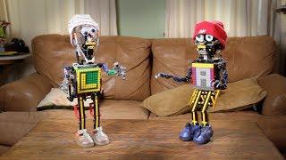 Lego marionettes - ALPIE and LAPIE