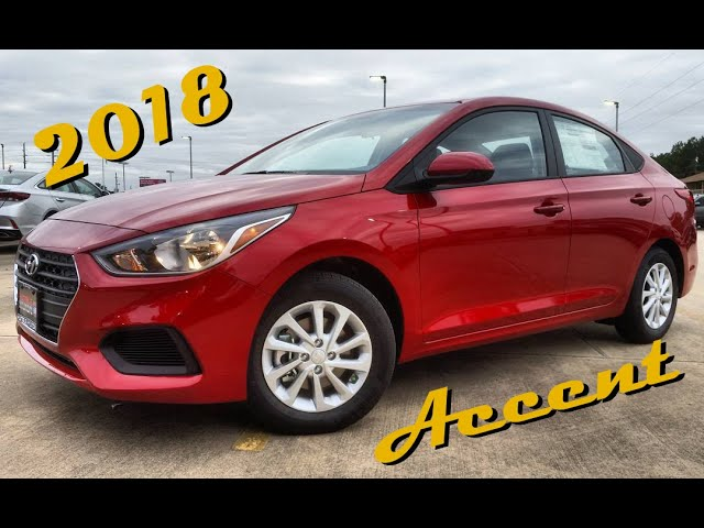 2018 Hyundai Accent Review Is Smaller Really Better