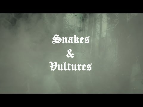 UADA - Snakes and Vultures (Lyric Video) [Official - HD]
