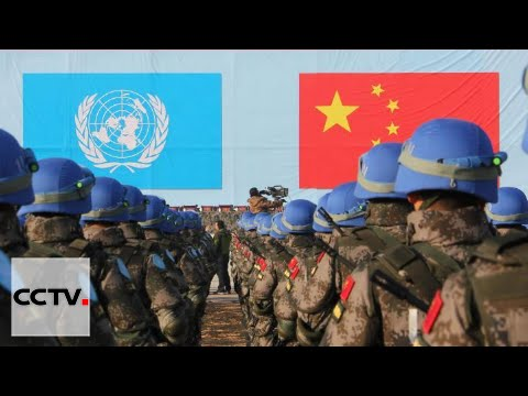 UN Peacekeeping: China to deploy 8,000 more peacekeepers