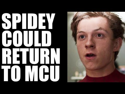MCU - SPIDERMAN DEAL on HOLD ??? APPLE Possibly BUYING SONY ???