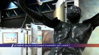 Yvelines | Le 44ème Salon d'Automne d'Andrésy est lancé !