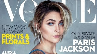 Paris Jackson Takes a MAJOR Step in Her Modeling Career