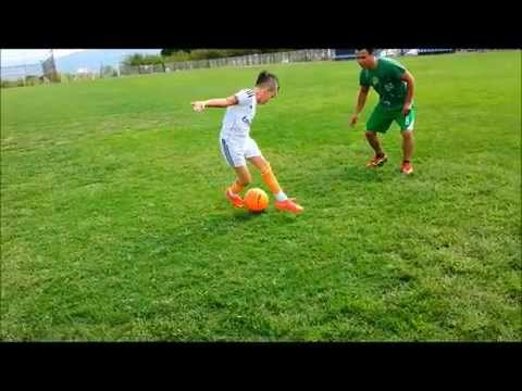 Small Ronaldo -Amazing-NEW-Skills-Full 2015 HD