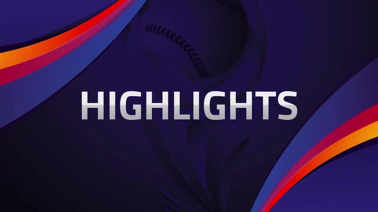 HIGHLIGHTS Czech Republic v Mexico: U-23 Baseball World Cup