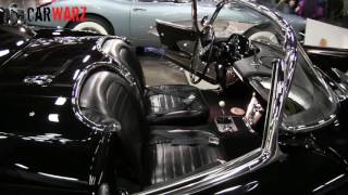 1959 Chevy Corvette At The Speed And Custom Car Show London Ontario 2017