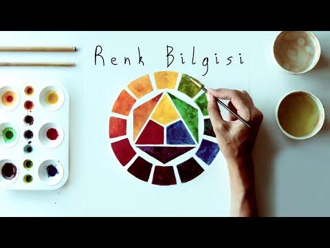 RENK BİLGİSİ -