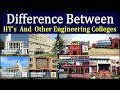 Difference Between IIT's And Other Engineering Colleges | IITians & Non IITians | Being GeniUS !!