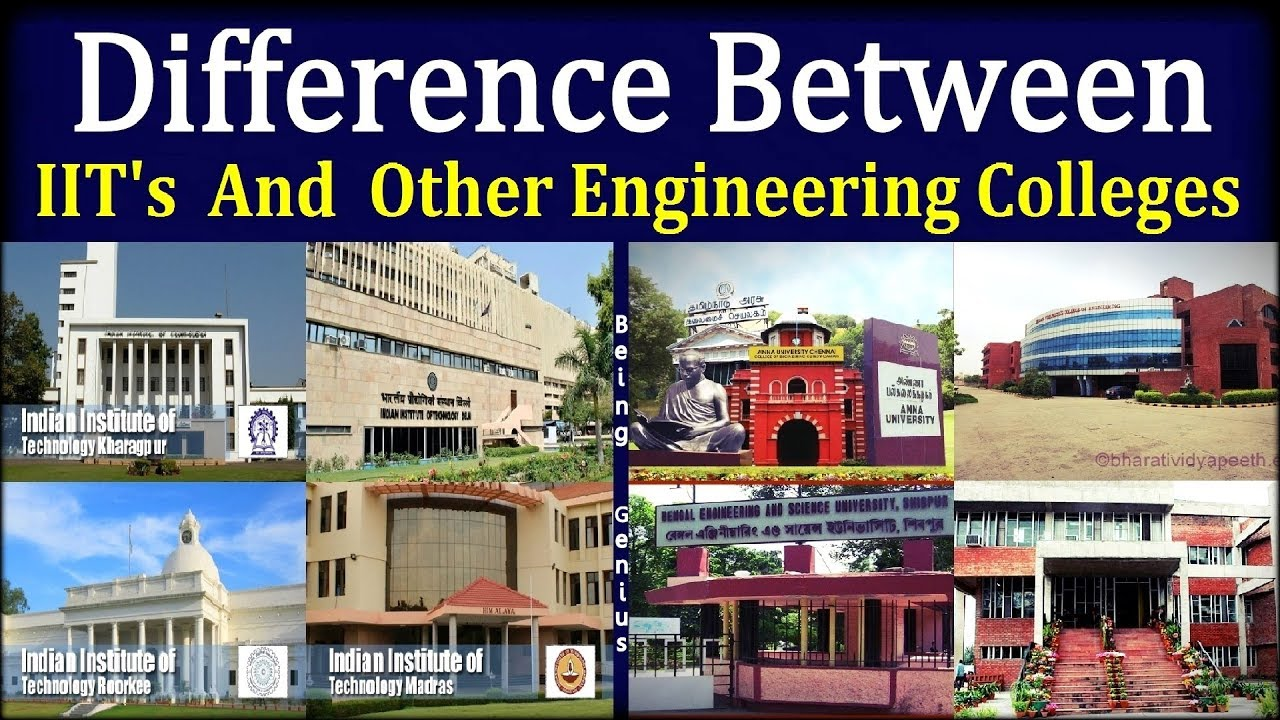 What is the difference between an institute and a university