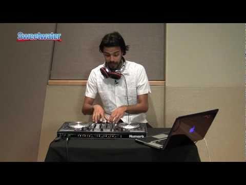 Numark NS-6 DJ Controller Demo