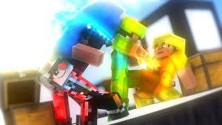 НОВЫЙ КОНТРОЛЬ ЦВЕТА 5х5х5х5!!! КРУТАЯ КАРТА! ЖЕСТКАЯ ЗАРУБА! Minecraft Color Control