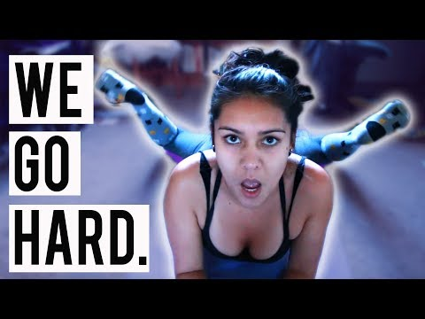 WE GO HARD...  | Nikki in Real Life