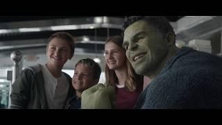 marvel studios avengers endgame hulk out exclusive clip 1080p | avengers end game | ptx