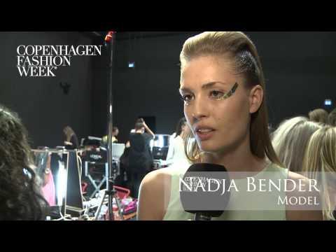 Nadja Bender, Model - Interview SS13