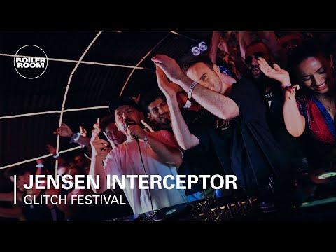 Jensen Interceptor | Boiler Room X Glitch Festival Day 2