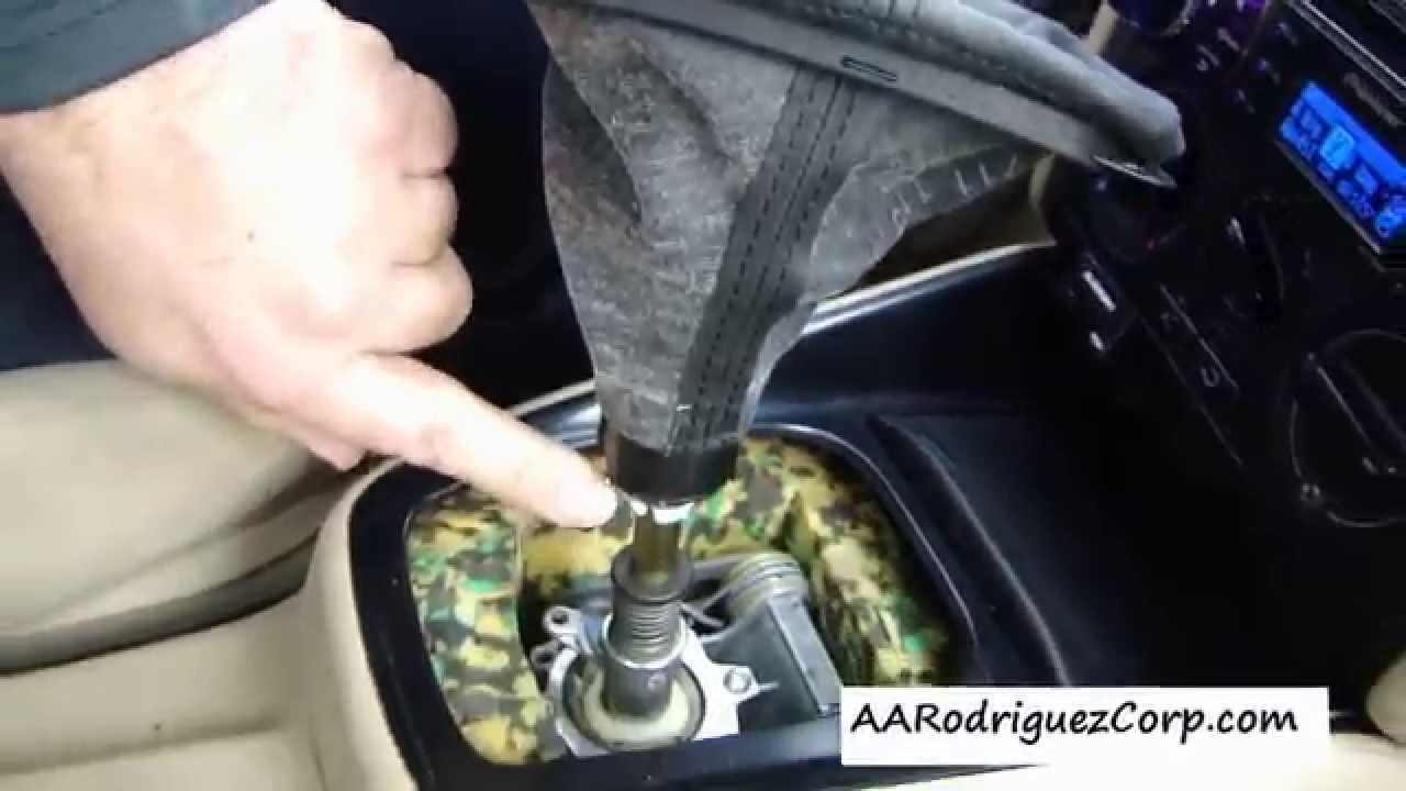 2004 Volvo V70 Wiring Diagram Diy How To Replace A Vw Mk4 Shift Boot And Knob Youtube