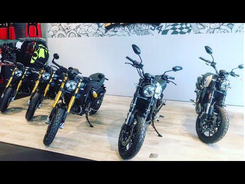 Ducati Scrambler 1100 Pro và Sport Pro mới về showroom Ducati cùng giá bán t3/2021