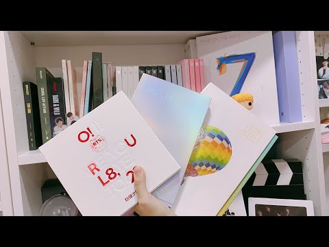 Organizing My BTS Album with me ! เปิดกรุอัลบั้มบังทันน
