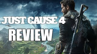 Just Cause 4 Review - The Biggest Surpise of 2018
